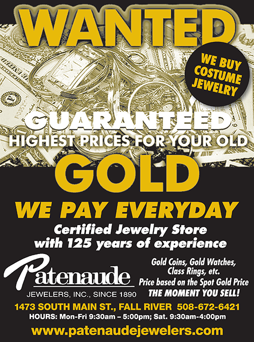 Gold Wanted Ad