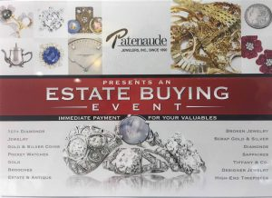 Estate buying event